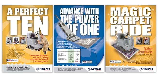 Nilfisk Advance Ad Campaign | mpcreates
